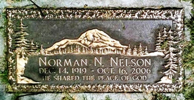 Norman norris nelson for Evergreen memorial gardens vancouver wa