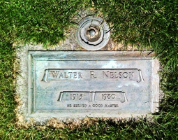 Walter Rosander Nelson